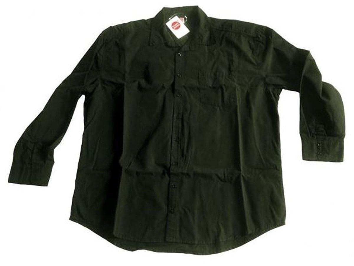 Übergrößen     Designer Langarmhemd HONEYMOON 3XL bis 15XL