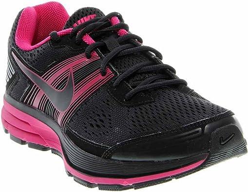 Comorama Amoroso Aplicando  Nike Womens Air Pegasus+ 29 Running Shoes Black/Fireberry 524981-006 Size  6: Amazon.ca: Shoes & Handbags