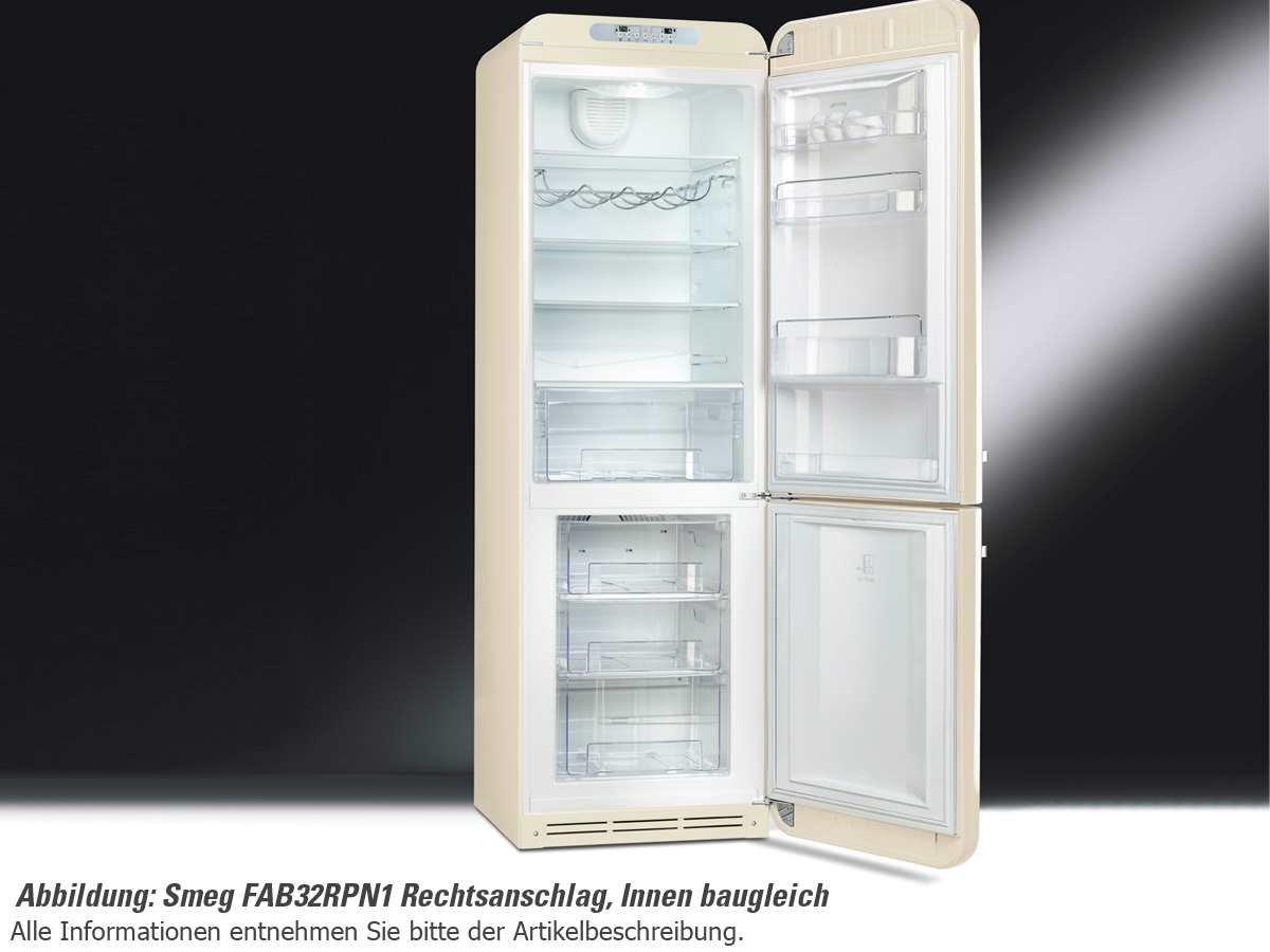 Smeg Kühlschrank Kundendienst : Smeg fab razn kühlschrank a kühlteil l gefrierteil l