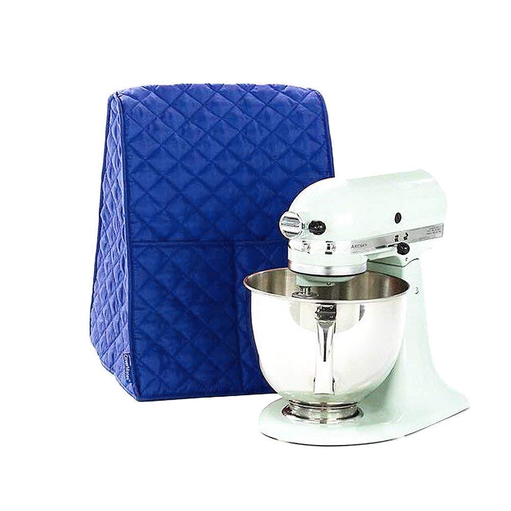 Kitchen Mixer Covers, Stand Mixer Dust-proof Cover, Thicken Protector Cover for Kitchen Mixer Perfect Gift for Mother JBJZ01 (Blue)