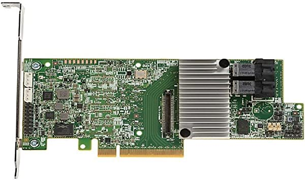 LSI Logic 9361-8i MegaRAID SAS 1gb Cache lsi00417 PCIe 3.0 Controller Card