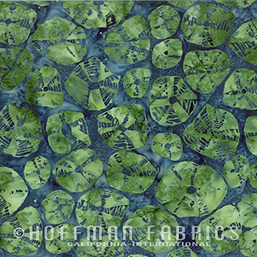 Hoffman Bali Chops Hand-Dyed Batik Quilt Fabric Fat (Hand Dyed Quilt Fabric)
