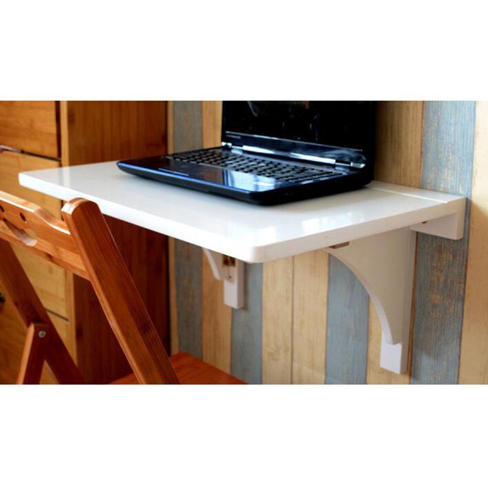 XIAOLIN ウォールマウント折りたたみテーブルダイニングテーブルウォールテーブルウォールマウントテーブルコンピュータデスクスタディテーブル100%ナチュラル竹壁掛け落葉テーブル、折りたたみキッチンテーブルオプションサイズ (色 : 02, サイズ さいず : 100X45) B07D576LG6 100X45 02 2 100X45