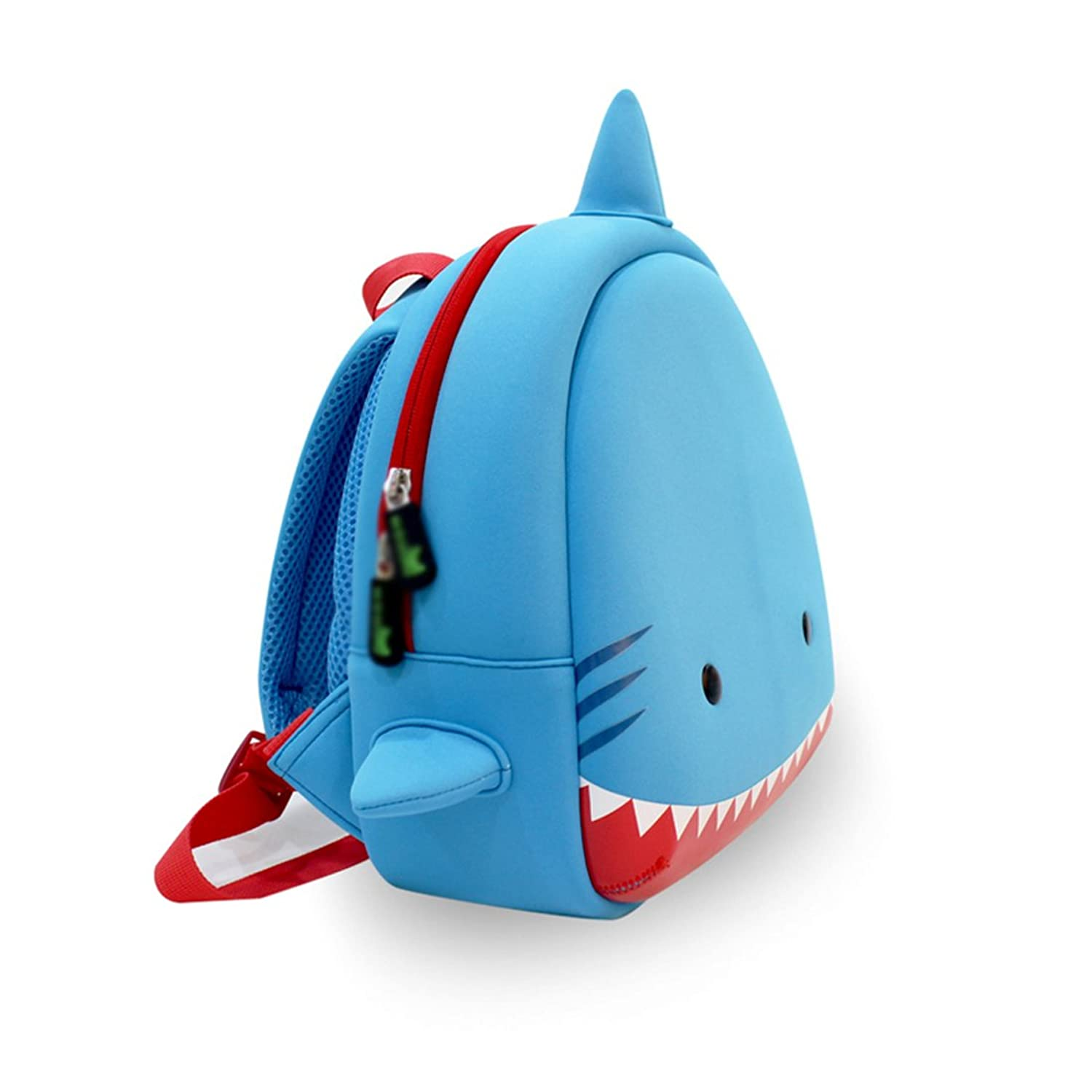 amazon com nohoo 3d shark kids backpack cartoon children shark