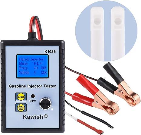 Injektor Prüfvorrichtung Fuel Injector Tester Powerful Fuel System Scan Werkzeug Benzin Injector Tester Automobil Auto