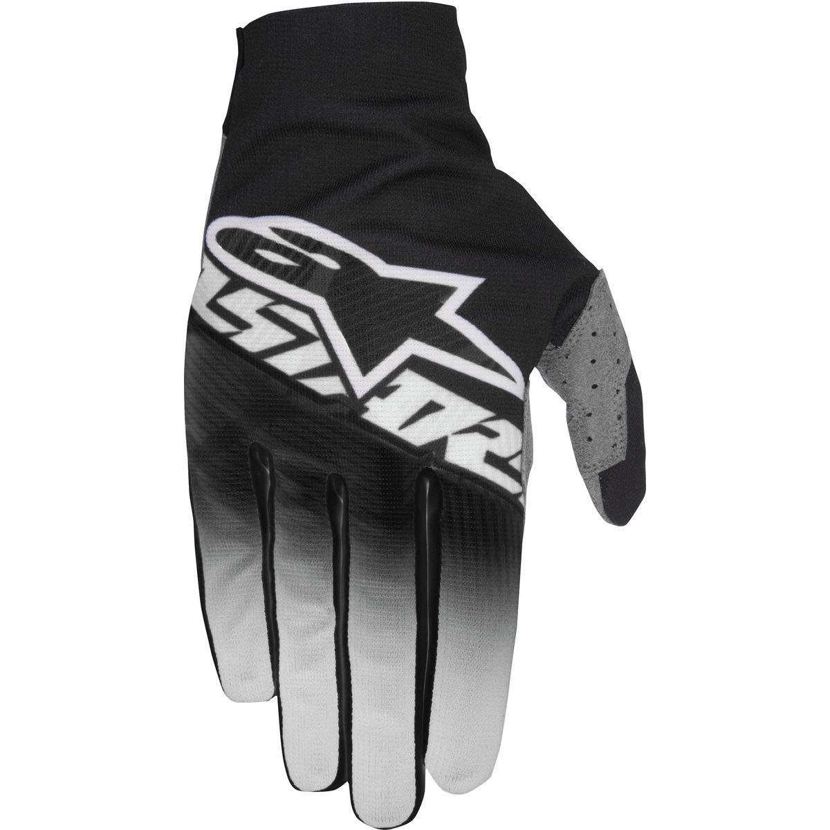 Alpinestars Unisex-Adult Dune-2 Gloves Blue//Red//White, Medium