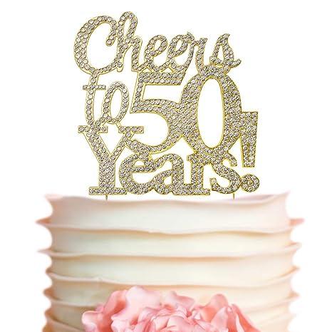 Amazon.com: Decoración para tartas de 30 diamantes de ...