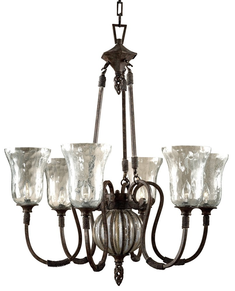 Uttermost 21045 galeana 6 light chandelier 39 amazon aloadofball