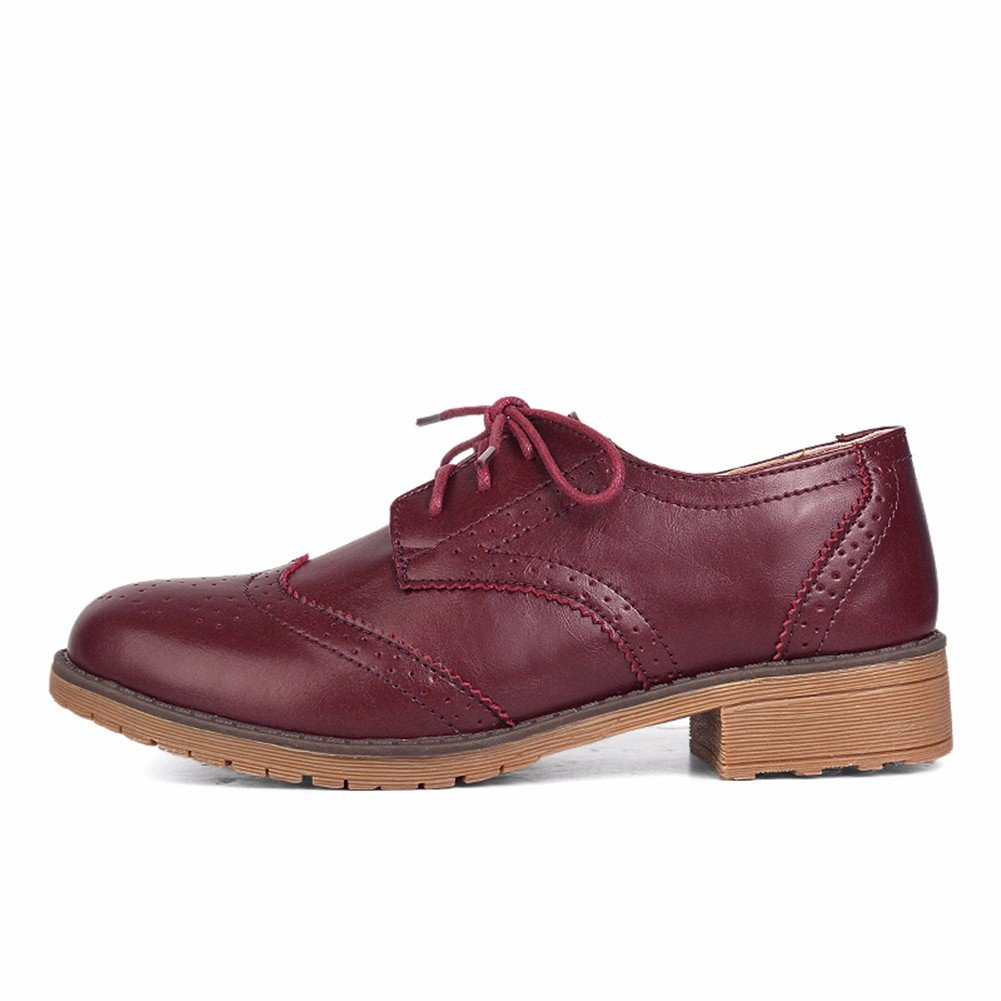 YUCH Chaussures Occasionnels Les Avec Les B07D8D6XLY Chaussures À Fond Plat Chaussures jred cb23d9b - therethere.space