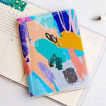 BJBCH Cuaderno De Papelería Lindo A6 Color Mini Bolsillo ...