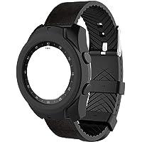 Cooljun Compatible avec Ticwatch Pro Watch,Housse complète en Silicone Souple TPU Protection