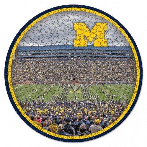(Michigan Wolverines Stadium 500 Piece Jigsaw Puzzle)