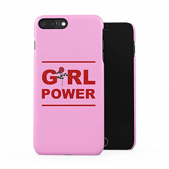 amazon com pink girl crew power red rose blossom feminists tumblr
