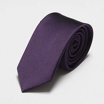 COLILI Hombres Slim Corbatas Novedad para Hombre Corbata Corbatas ...