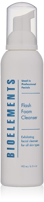 Bioelements Flash Foam Cleanser, 6.5 Fl Oz