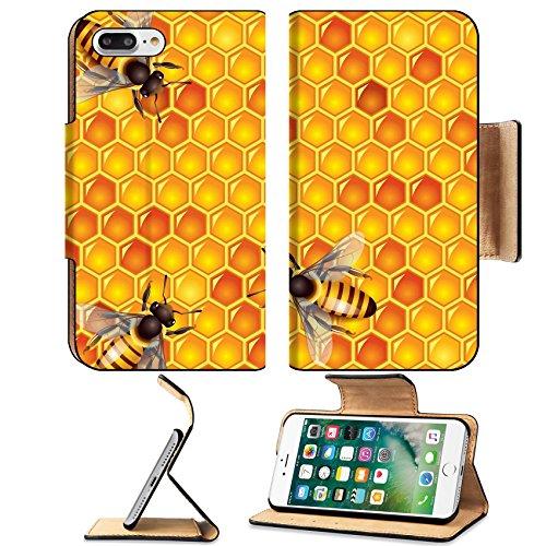 liili-premium-apple-iphone-7-plus-flip-pu-leather-wallet-case-iphone7-id-24058998-honey-bees-and-hon