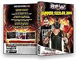 Official RPW - Revolution Pro Wrestling Summer Sizzler 2014 Event DVD by Shinsuke Nakamura, Fergal Devitt Kevin Steen
