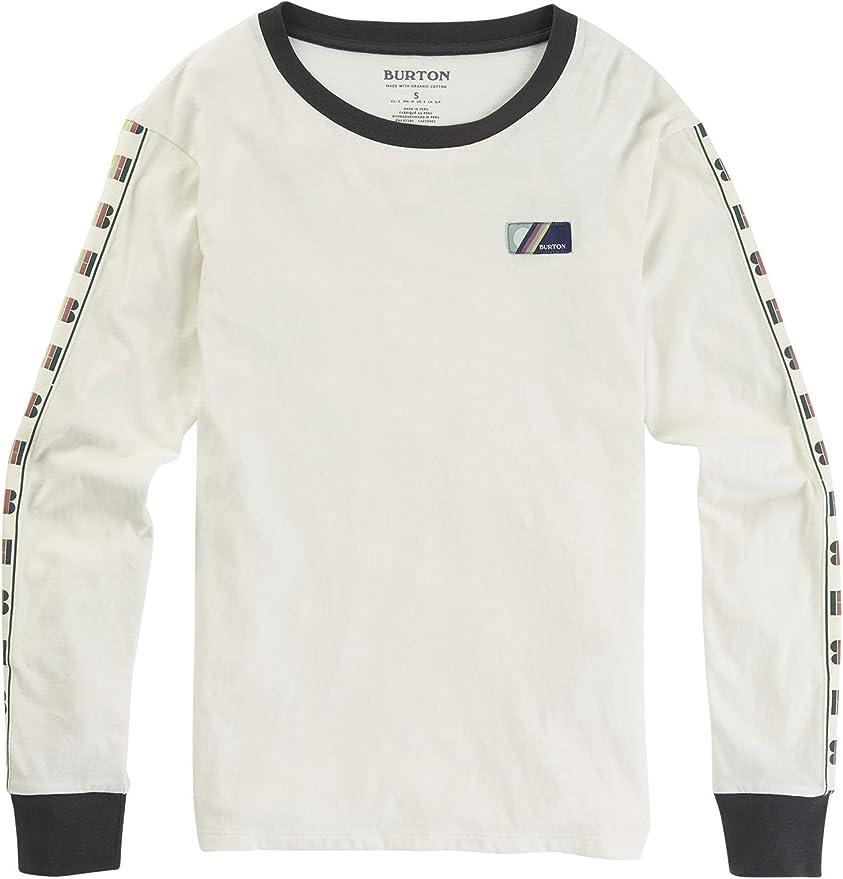 Burton Bel Mar Long Sleeve tee Camisetas atléticas, Mujer: Amazon.es: Ropa y accesorios