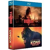 Godzilla + Kong : Skull Island - Coffret