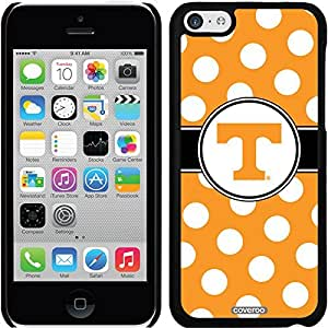 fashion case iphone 5s Black Thinshield Snap-On Case with University of Tennessee Polka Dots 2 Design