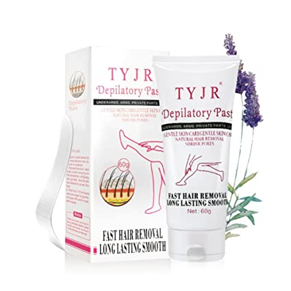 Yiitay - Crema depilatoria para eliminar el pelo para hombres y mujeres, cuerpo entero,