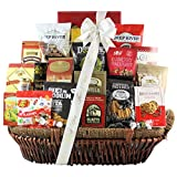 GreatArrivals Snack Attack Thank You Snack Basket, X-Large, 9 Pound