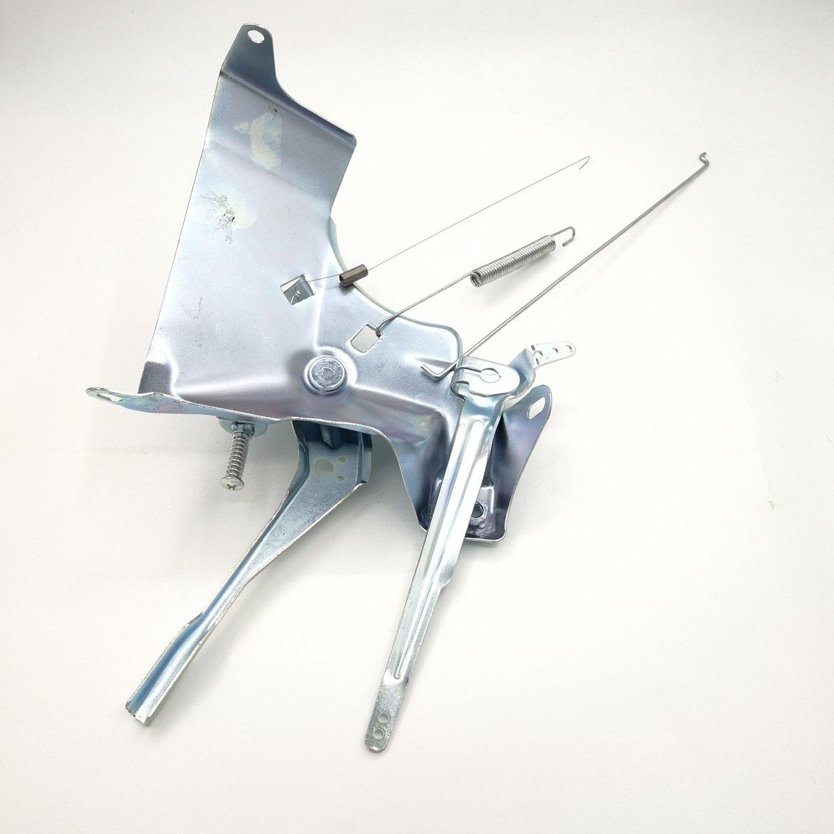 Cancanle Kit de Resorte de Barra de Control del Acelerador para Honda GX340 GX390 11HP 13HP Motor de 4 Tiempos