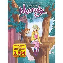 NANNY MANDY BD T.01 : MATHIS ET LE GRAND TRÉSOR