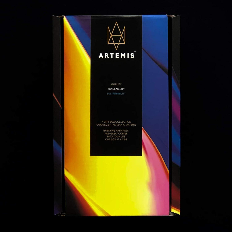 Cocktail Lover Gift Set Complete Home Cocktail Kit Including Artemis Concentrate for Espresso Martinis