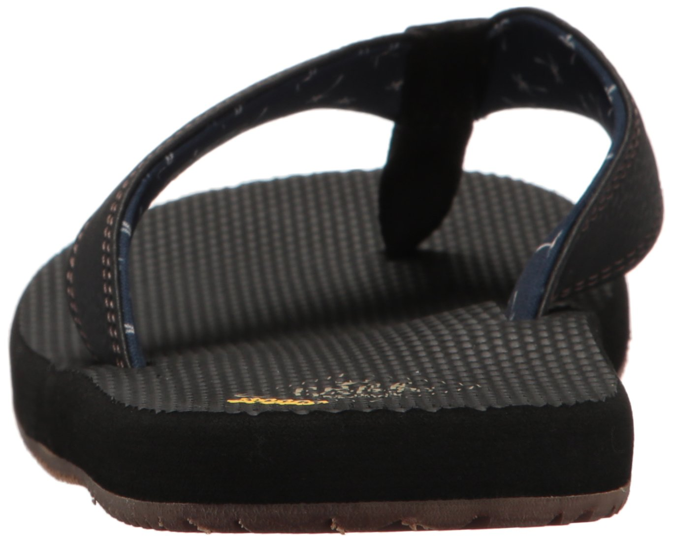 Freewaters Men's Supreem Dude Flip-Flop, Black, 11 Medium US by Freewaters (Image #2)