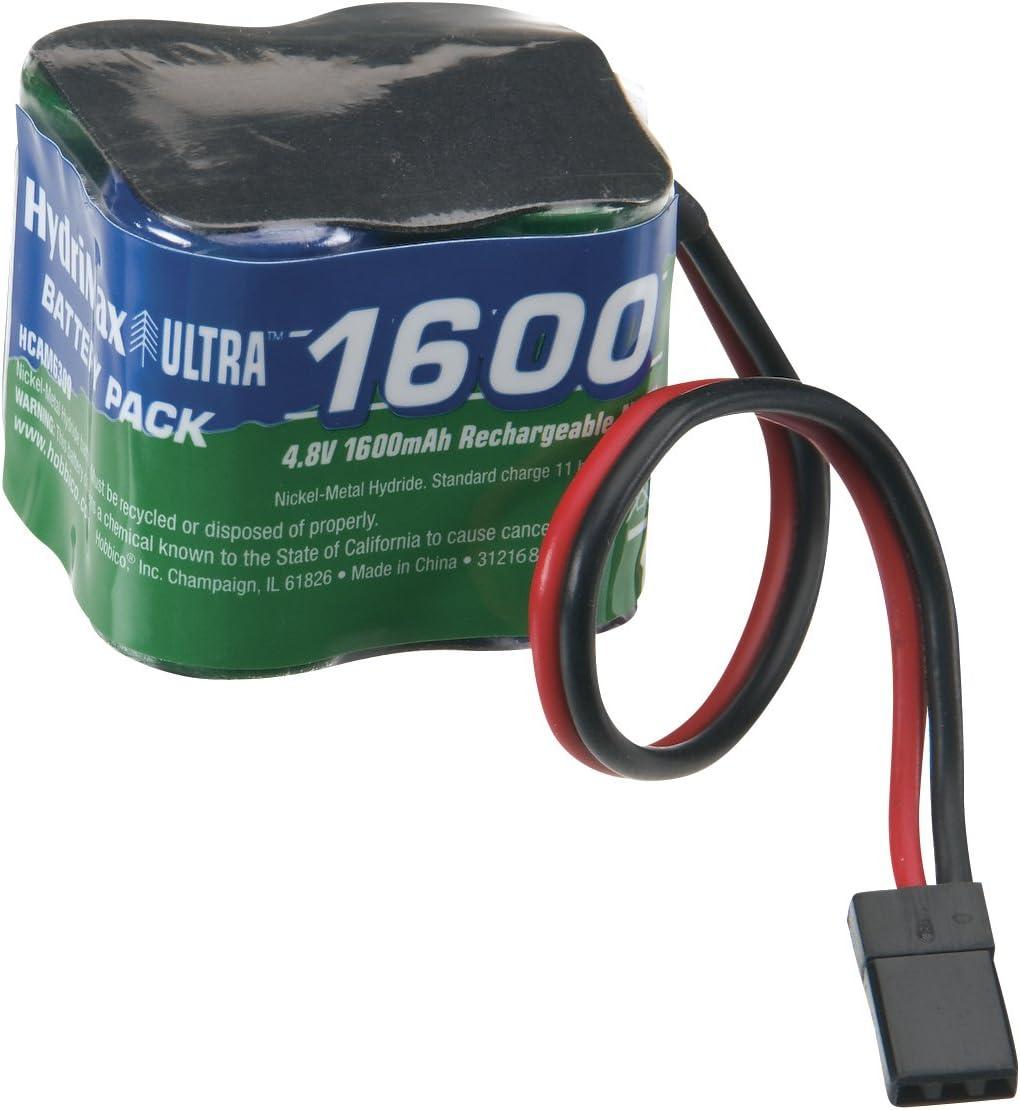 Amazon.com: Hobbico hydrimax NiMH Flat receptor universal ...