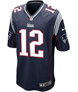 size 40 ccfb6 c97c5 Amazon.com : NFL Youth Boys 8-20 Tom Brady New England ...