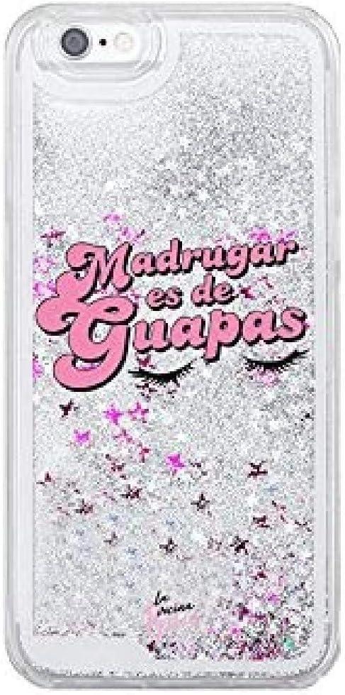 Tan Tan Fan - Funda La Vecina Rubia Madrugar Es De Guapas para iPhone 7/8: Amazon.es: Electrónica