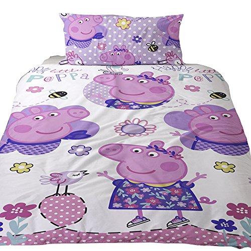 Peppa Pig Happy Reversible Single