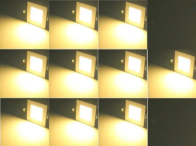 Buy Orsish 12watt Warm White Color Led Light For Pop False
