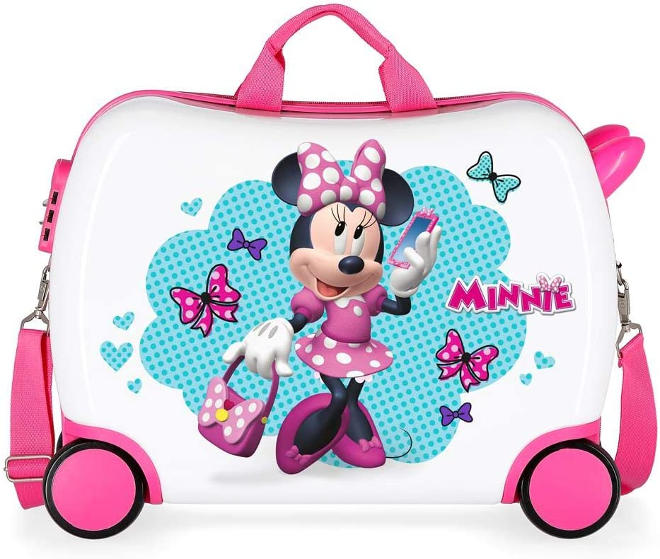 Maleta infantil Minnie Good Mood