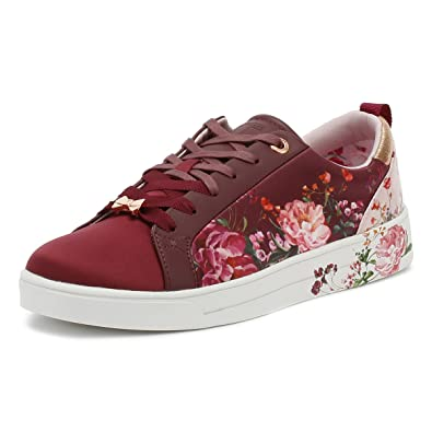 f1316578264e Ted Baker Womens Serenity Pink Giellit Trainers-UK 5  Amazon.co.uk ...