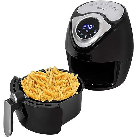 Amazon.com: Deco Chef XL - Freidora de aire para cocina ...