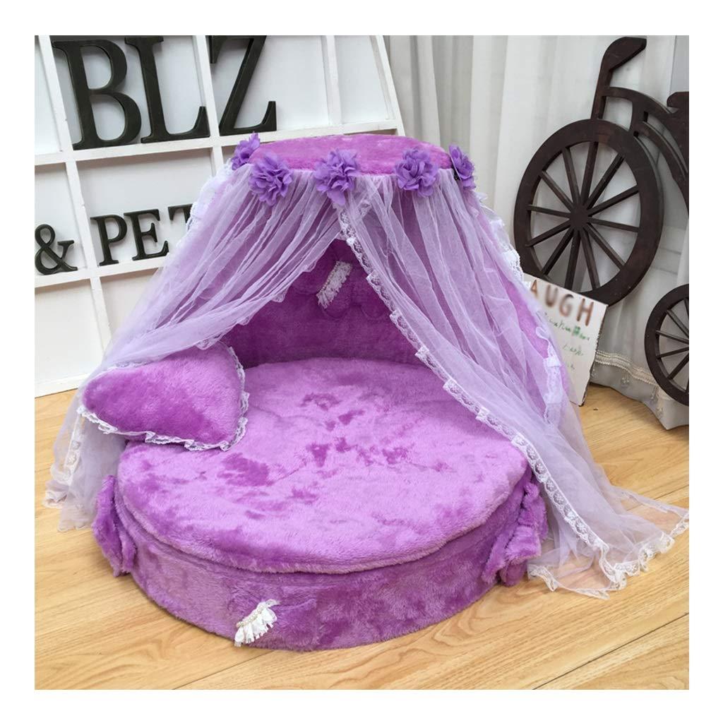 Xiuyun Lavaggio Morbido per Cani e Gatti (colore     rosa, Dimensioni   60cm) 036a15