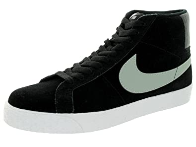 Nike Mens Blazer Sb Premium Se Base Grey/black/white Skate Shoe (4.5