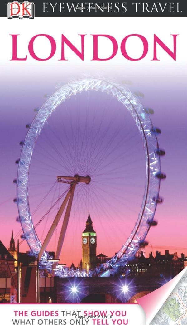 Download DK Eyewitness Travel Guide: London ebook