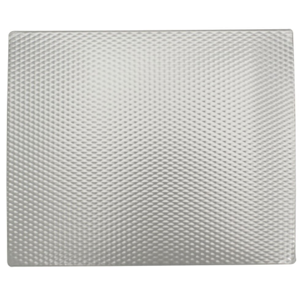 Range Kleen 1289-SM1720SWR Silver Stove or Counter Mat, 20 x 17 by Range Kleen