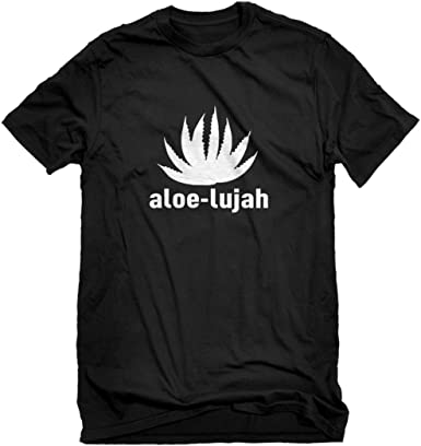 Indica Plateau Mens Aloe-lujah T-Shirt