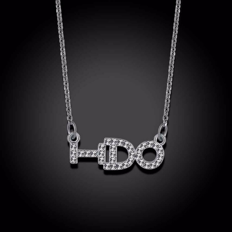 CS-DB Jewelry Silver Design Chain Charm Pendants Necklaces