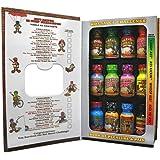 Ass Kickin GS633 Ass Kickin Hot Sauce Challenge Book of Pleasure and Pain