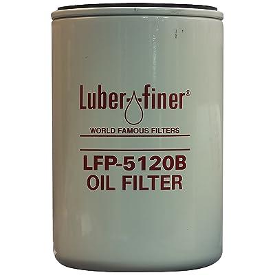 Luber-finer LFP5120B Heavy Duty Oil Filter: Automotive
