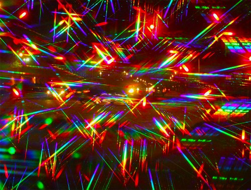 Rainbow Symphony 3D Fireworks Glasses -Planet #2 Design, Package of 1000 by Rainbow Symphony (Image #4)