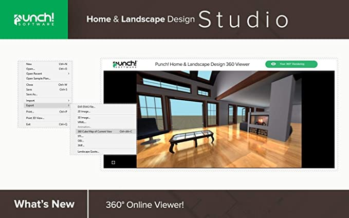 Amazon Com Punch Home Landscape Design Studio V21 Windows Pc Download Software