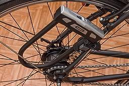 Abus Fahrradschloss Granit Plus 51 150hb230 Ush Schwarz