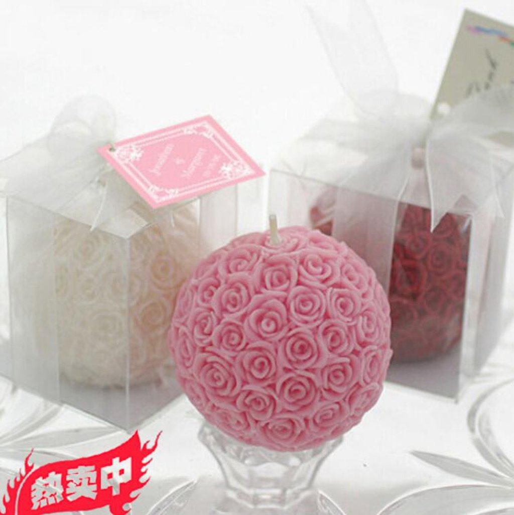 Amazon.com: One Piece Wedding Accessory Rose Pink Style Handmade ...